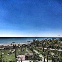 4/9/2017 tarihinde Ahmet B.ziyaretçi tarafından Royal Atlantis Beach Hotel'de çekilen fotoğraf