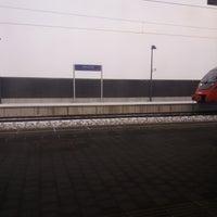 Photo taken at Bahnhof Tullnerfeld by Gerhard L. on 3/3/2018