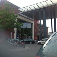 Photo taken at Klagenfurt Hauptbahnhof by Gerhard L. on 10/5/2012