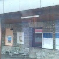 Photo taken at Bahnhof Bad Hofgastein by Gerhard L. on 10/6/2012