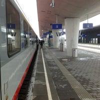 Photo taken at Bahnhof Tullnerfeld by Gerhard L. on 3/25/2013