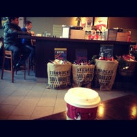 Снимок сделан в Starbucks пользователем Стася🐼 П. 12/5/2012