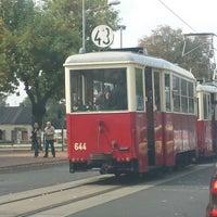 Photo taken at Konstantynów Łódzki by Rafal B. on 9/15/2013