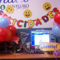Photo taken at Instituto de la Juventud de San Pedro by Mariana Z. on 4/15/2016