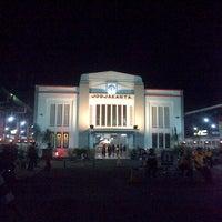 Photo taken at Stasiun Yogyakarta Tugu by bonaventura y. on 6/12/2013