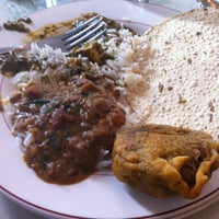 Photo taken at Anand Indian Restaurant by Jason H. on 2/3/2013