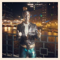 Photo taken at Bronze Fonz by Nathan R. on 10/9/2012