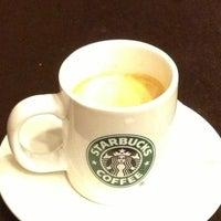 Photo taken at Starbucks by Lourdes B. on 11/7/2012