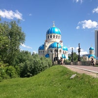 Das Foto wurde bei Парк «Борисовские пруды» von Alexey S. am 6/3/2013 aufgenommen