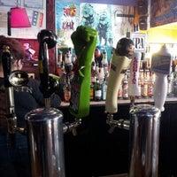 Photo taken at Nick's Uptown by Kerwin M. on 10/28/2012