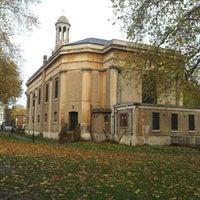 Photo taken at St Mark's Kennington by Kerwin M. on 11/13/2012