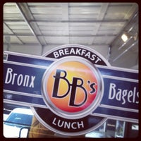 Photo taken at BB's Bagels & Diner by Dan S. on 5/26/2013