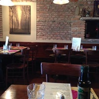 Photo taken at Osteria del Sognatore by Diego P. on 1/24/2014