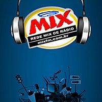 Photo taken at Rádio Mix FM Poa by Ellen M. on 10/3/2013