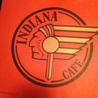 12/17/2013 tarihinde Alejandro S.ziyaretçi tarafından Indiana Café – Sébastopol'de çekilen fotoğraf