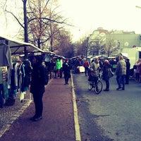 Das Foto wurde bei Nowkoelln Flowmarkt von Uwe S. am 12/2/2012 aufgenommen