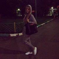 Снимок сделан в Бассейн «Серебряный» пользователем Nika S. 9/9/2013