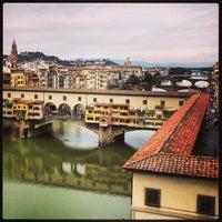 Photo taken at Uffizi Gallery by Michela L. on 5/15/2013