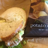 Photo taken at Panera Bread by Michael F. on 11/7/2012