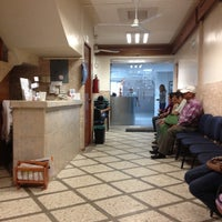 Photo taken at Clinica Oftalmologica Dominguez by Mario B. on 12/14/2012