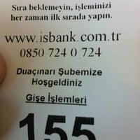 Photo taken at Türkiye İş Bankası by Yalçın✔ on 7/24/2013