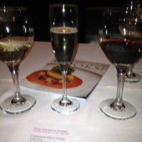 Photo taken at Scampi Pasta House and Bar by Christine A on 11/17/2012