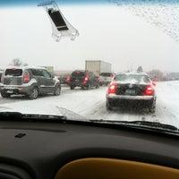 Photo taken at I-35 Split by Jennifer A. on 3/18/2013
