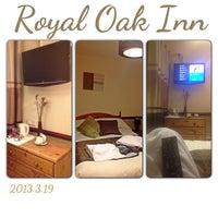 Photo taken at Royal Oak Inn by Jie Y. on 3/19/2013