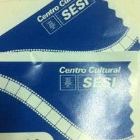 Photo taken at Centro Cultural Arte Pajuçara by Lais R. on 1/8/2013