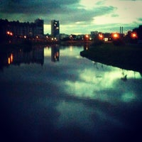 Photo taken at река Новая by Jules S. on 7/19/2013