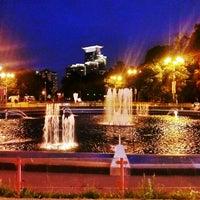 Das Foto wurde bei Sokolniki Park von Denis M. am 7/29/2013 aufgenommen