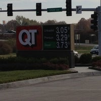 Photo taken at QuikTrip by Ty on 11/4/2012
