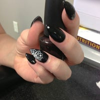 Photo taken at Forever French Nails & Organic Salon by Henry L. on 10/17/2012