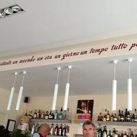 Photo taken at Barbatrucco Cafè by Cinzia R. on 7/25/2013