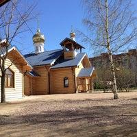 Photo taken at Храм святого Николая Чудотворца by Diana K. on 5/8/2013