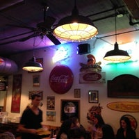 Photo taken at T-Mex Cantina by Tom W. on 2/16/2013