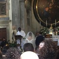 Photo taken at Chiesa Sant'Aura by Tika™ on 4/30/2018