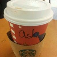 Photo taken at Starbucks by Ash M. on 1/5/2013