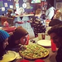 Photo taken at Sierra Pizza by Brenda G. on 1/11/2014