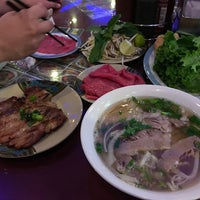 Photo taken at Phở Vietnam by Ivana L. on 10/27/2016