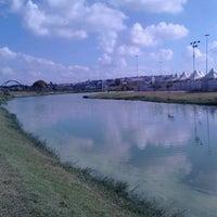 Photo taken at Parque das Águas by Darlin K. on 6/13/2013