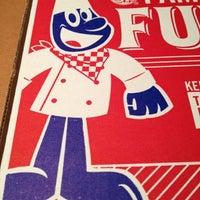 Photo taken at Boston Pizza by Jason R. on 12/1/2012