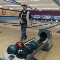 Photo taken at Bowl A Roll Lanes by Andrew B. on 3/11/2014