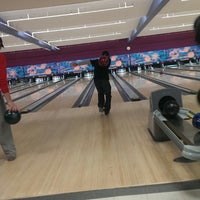 Photo taken at Bowl A Roll Lanes by Andrew B. on 2/18/2014