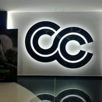 Photo taken at Cine Colombia by Steven M. on 11/3/2012