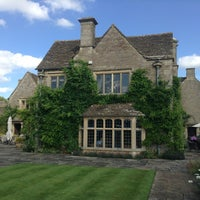 Photo taken at Whatley Manor by Lucy M. on 8/2/2013