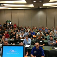 Photo taken at Scott Conference Center by Brian S. on 8/15/2013