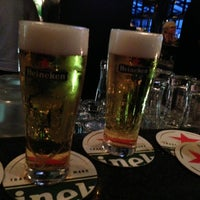 Photo taken at Grand Café Heineken Hoek by Wiets(ke) .. on 4/13/2013