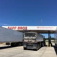 Photo taken at Sapp Bros A&W by Chris M. on 7/6/2016