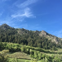 Photo taken at Weber Canyon Rest Area by Chris M. on 5/14/2016